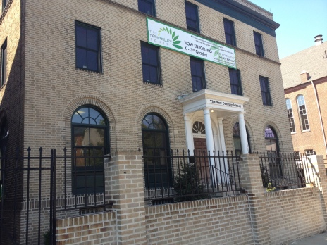TNCS is located in the heart of Fells' Point at 724 South Ann St.