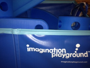 Imagination Playground blocks close-up
