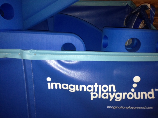 Imagination Playground blocks close-up