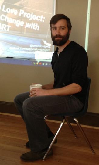 Q&A with Scott Burkholder