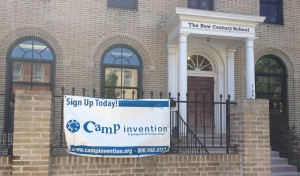 Camp Invention Comes to TNCS!