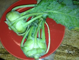 Just love this sweet, turnipy veg!