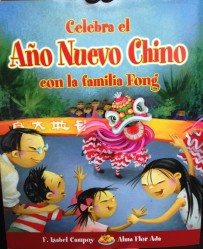 Not only do TNCS students learn both Chinese and Spanish, but they also learn about China---in Spanish!