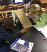 The scientists tested and retested their results to be able to report findings reliably.