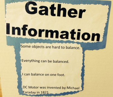 Some objects are hard to balance. Everything can be balanced. I can balance on one foot. The DC motor was invented by Michael Faraday in 1821.
