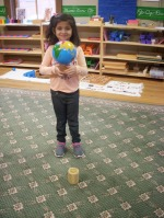 Celebrating her birth and life, Montessori style.