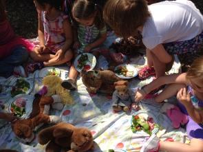 Yummy picnic!