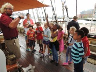elementary-students-get-history-lesson-during-walking-tour-of-harbor