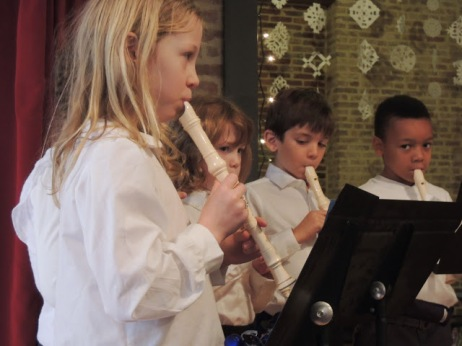 Recorder-lessons