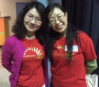 Fan Laoshi and Cong Laoshi also did an amazing job in pulling together this performance and supporting the students!