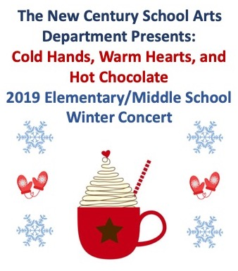 Elementary- Middle Winter Concert Program 2019_1