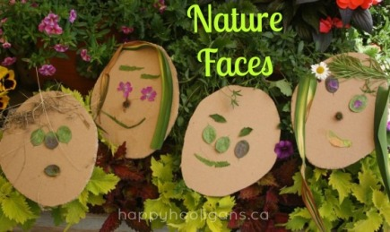 nature-faces